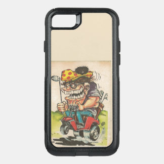 Golfer OtterBox Commuter iPhone 8/7 Case