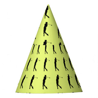 Golfer Party Hat