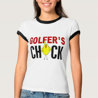Golfer's Chick 1 T-Shirt