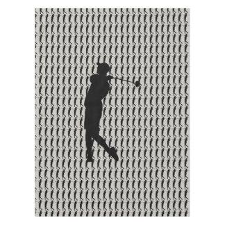 Golfer Tablecloth