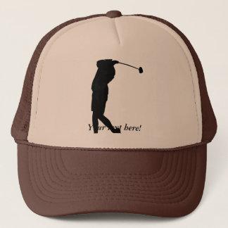 Golfer Trucker Hat