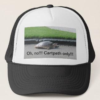 Golfers'  caps