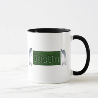 Golfing Coffee Mug