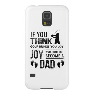 Golfing Dad Galaxy S5 Covers