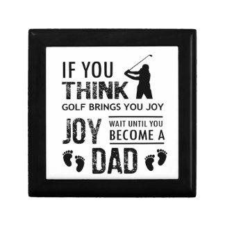 Golfing Dad Gift Box