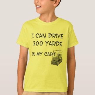 Golfing Drive T-Shirt