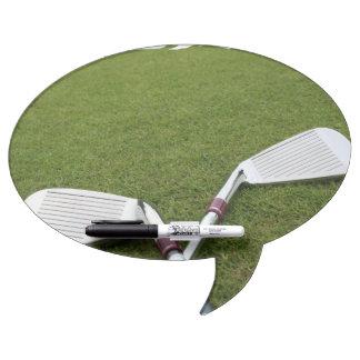Golfing Dry-Erase Whiteboards
