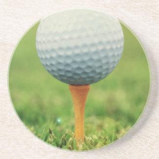 Golfing - Golf Ball on the Tee Coaster