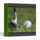 Golfing Photo BInder