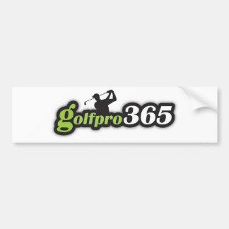 Golfpro365_4f.jpg Bumper Sticker