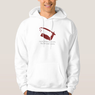 Goliad flag hoodie