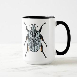 Goliath Beetle (single) Mug