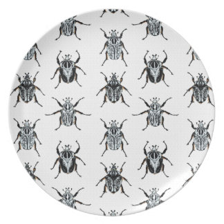 Goliath Beetles Plate