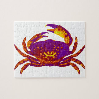 Goliath the Crab Jigsaw Puzzle