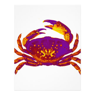 Goliath the Crab Letterhead
