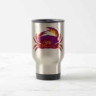 Goliath the Crab Travel Mug