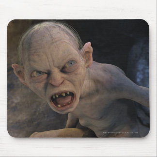 Gollum Close Up Mouse Pad