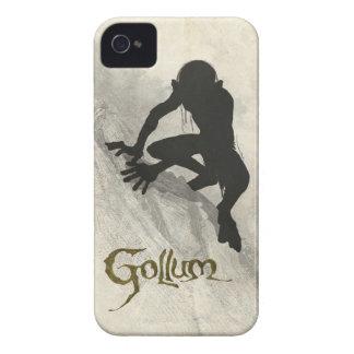 Gollum Concept Sketch iPhone 4 Case-Mate Cases