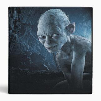 Gollum in Cave Vinyl Binder