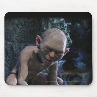 Gollum with Smile Mouse Pad