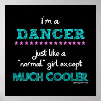 Golly filles - je suis un danseur