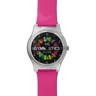 Golly Girls: 99 Percent Gymnastics 1 Percent Other Watches
