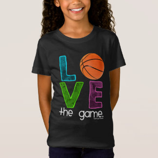 Golly Girls: Basketball - Love the Game T-Shirt