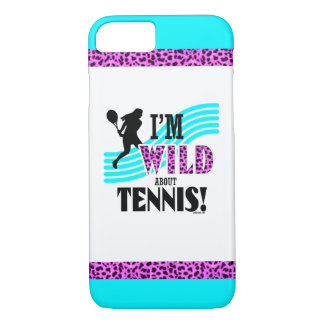 Golly Girls: I'm WILD about TENNIS iPhone 7 Case