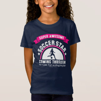 Golly Girls: Super Awesome Soccer Star T-Shirt