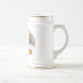 Golly McCry Beer Stein