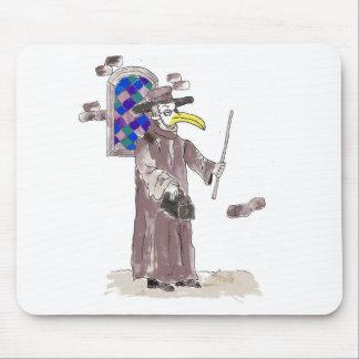 Gomerblog Window Guy Mouse Pad