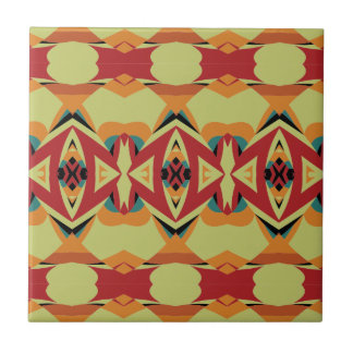 Gometric Pattern Tile