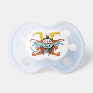 GOMMO CARTOON  BooginHead® 0-6 months 2 blue Pacifier