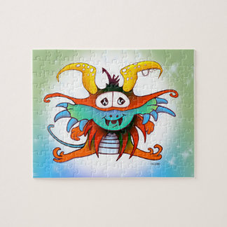 GOMMO FACE 8 X 11 JIGSAW PUZZLE