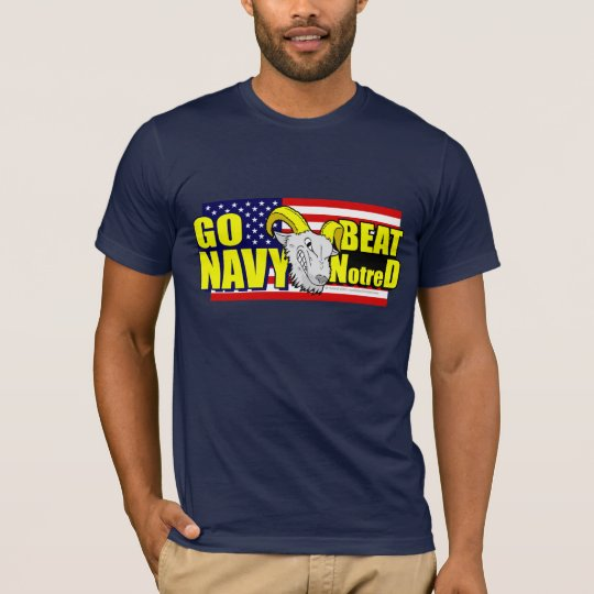GoNavy-ND 2012 T-Shirt