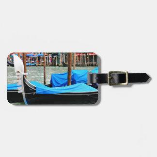 Gondola in Venice, Italy Luggage Tag