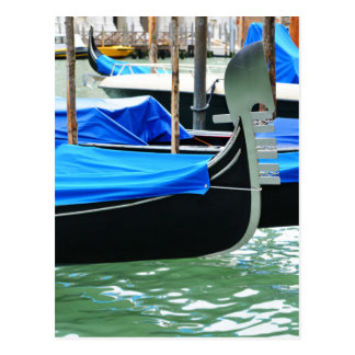 Gondola in Venice, Italy Postcard