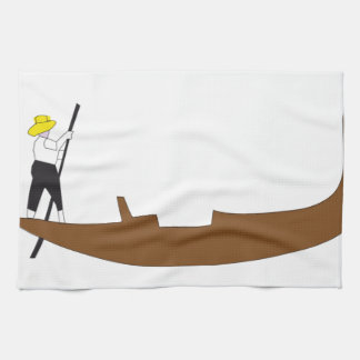 Gondola Kitchen Towel