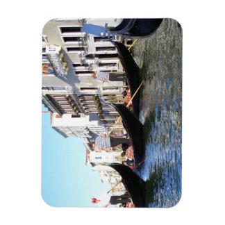 Gondola Parking Magnet