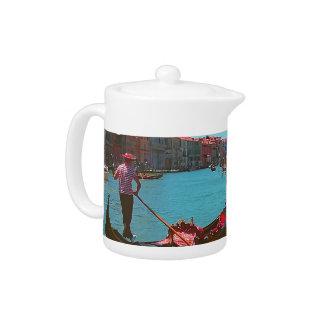 Gondola Small Teapot