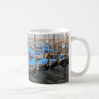 Gondolas in Venice Mug