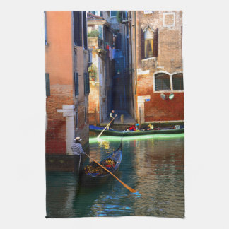 Gondolas Kitchen Towel