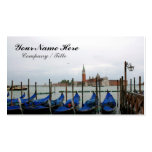 Gondolas with a View Business Card