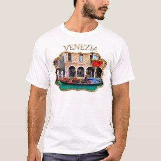 Gondolier in Cannaregio T-Shirt