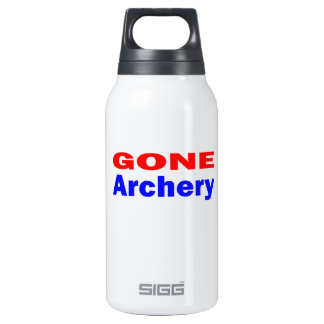 Gone Archery Insulated Water Bottle