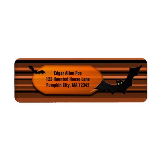 Gone Batty Halloween Custom Personalized