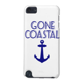 Gone Coastal Navy Blue Anchor iPod Touch 5G Cases