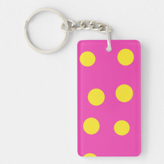 Gone Dotty keychain
