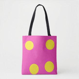 Gone Dotty tote bag