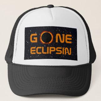 GONE ECLIPSIN Solar Eclipse Trucker Hat